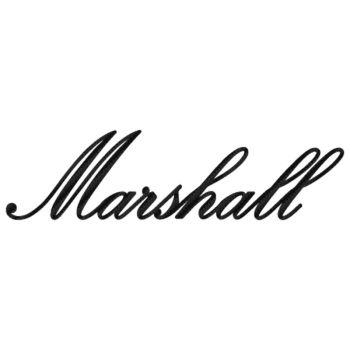 Sticker Carbone Marshall