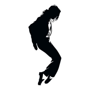 Sticker Michael Jackson 3