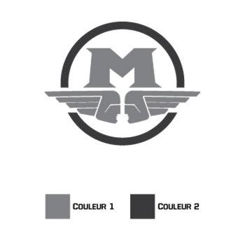 Motobecane Logo Decal
