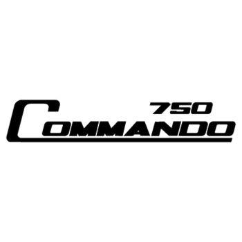 Norton Commando 750 Decal