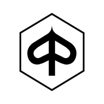 Piaggio Logo Decal 3