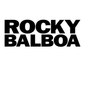 Sweat-Shirt Rocky Balboa