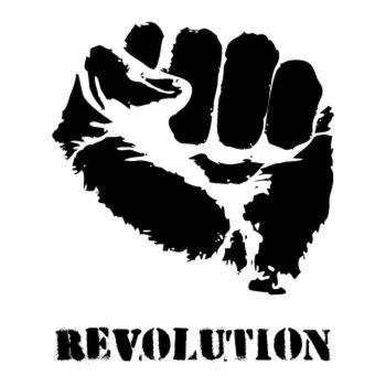 Sweat-Shirt Révolution
