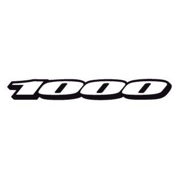 Suzuki 1000 Decal