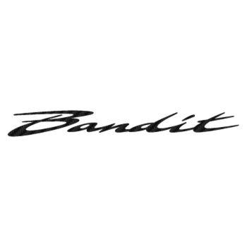 Sticker Carbone Suzuki Bandit