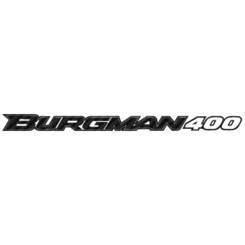 Sticker Carbone Suzuki Burgman 400