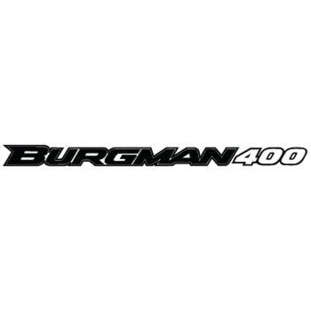 Sticker Suzuki Burgman 400