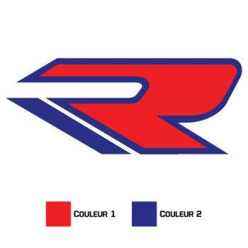 Sticker Suzuki GSX R