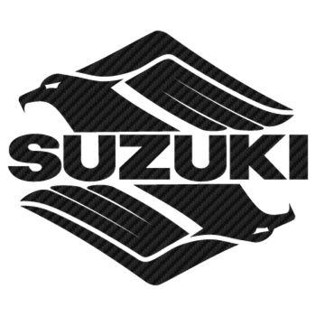 Sticker Carbone Suzuki Intruder