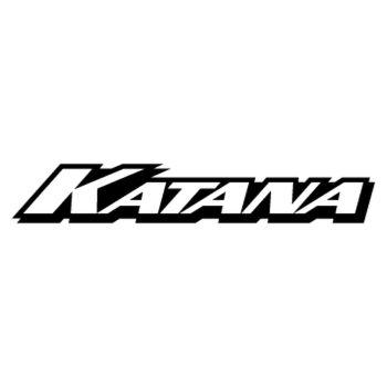 Sticker Suzuki Katana