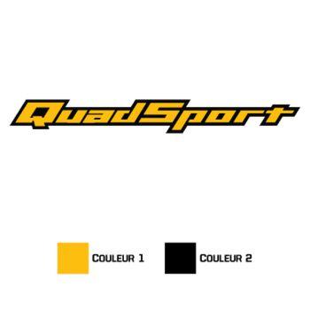 Sticker Suzuki Quadsport 2
