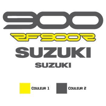 Sticker Suzuki RF 900R
