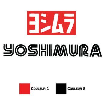 Suzuki Yoshimura Decal