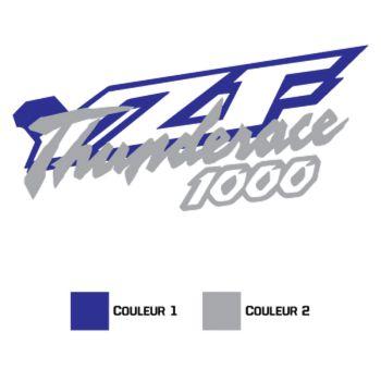 Sticker Yamaha YZF 1000
