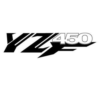 Sticker Yamaha YZF 450