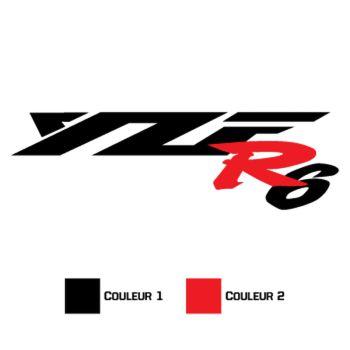 Sticker Yamaha YZF R6