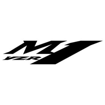 Sticker Yamaha YZR M1