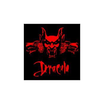 Dracula Decal
