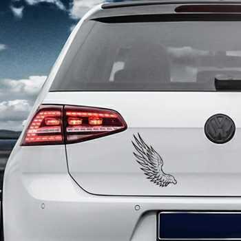 Angel Wings Volkswagen MK Golf Decal