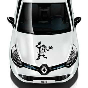 Taz Renault Decal