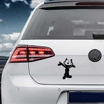 Felix The Cat Volkswagen MK Golf Decal