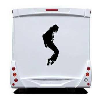 Sticker Camping Car Michael Jackson 3