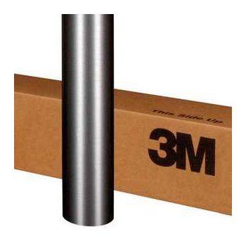 3M Wrap Film - Acier Brossé