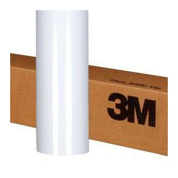 3M Wrap Film - Blanc Brillant