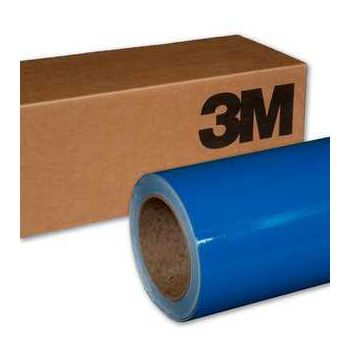 3M Wrap Film - Bleu Brillant
