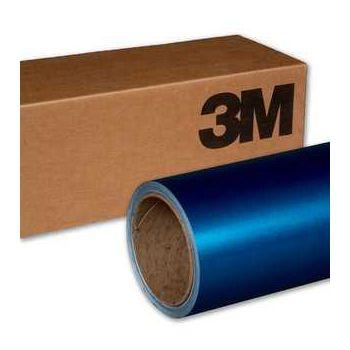 3M Wrap Film - Bleu Métallisé Brillant