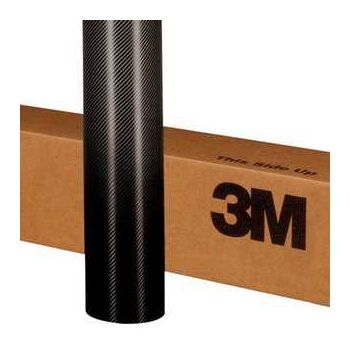!!! PROMOTION !!! 3M Wrap Film - Fibre Carbone Noir (1 m x 1,52 m)