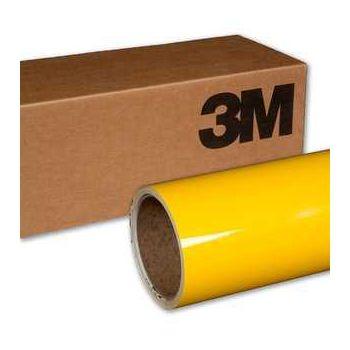 3M Wrap Filme covering - Jaune Vif Brillant