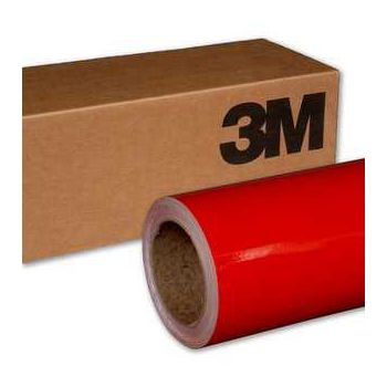 3M Wrap Film - Rouge Brillant