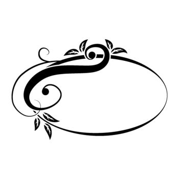 Deco Flower decal