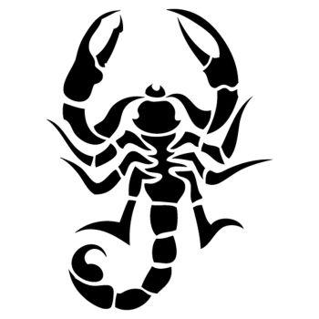 Sticker Scorpion 3