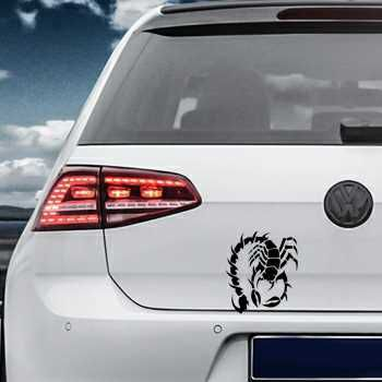 Scorpion Volkswagen MK Golf Decal