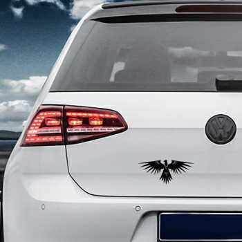 Sticker VW Golf Aigle 3