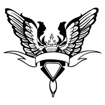 Tribal Tattoo decal