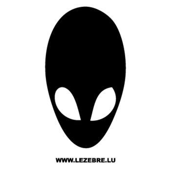Sticker Alienware