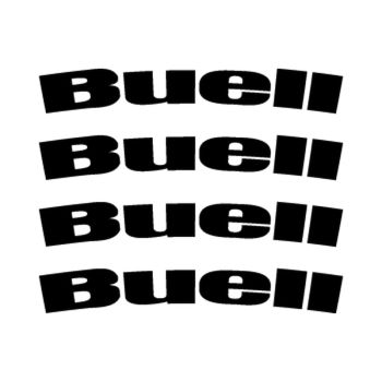 Buell rim decals set