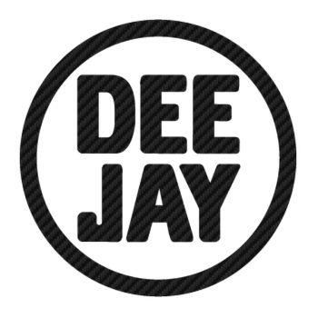 Sticker Carbone Dee Jay