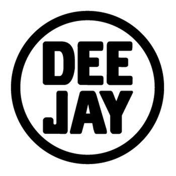 Sticker Dee Jay