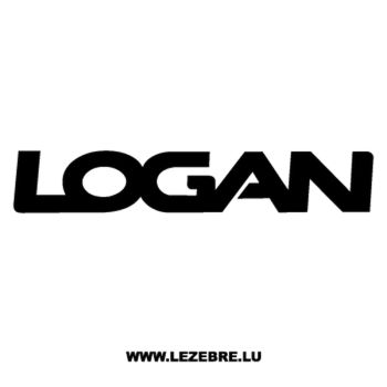Dacia Logan Decal
