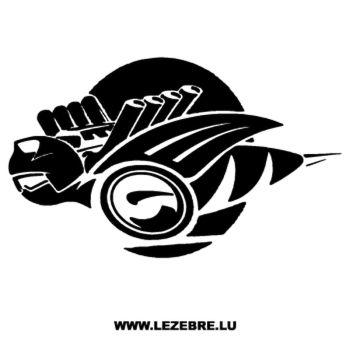 Dodge Rumble Bee Decal