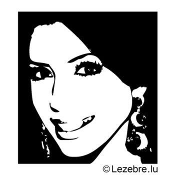 Sticker Eva Longoria