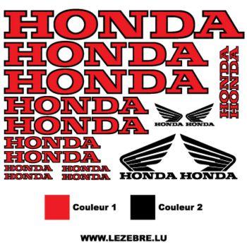 Honda Decals kit 2