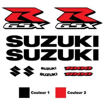 Kit Stickers Suzuki GSX-R 1000