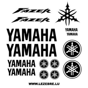 Kit Stickers Yamaha Fazer 2
