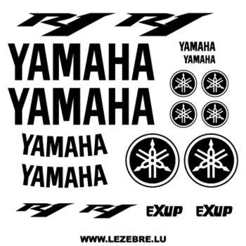 Kit Stickers Yamaha R1