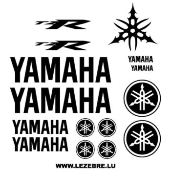 Yamaha TZR DECALS set